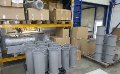 Bespoke Plastic Parts