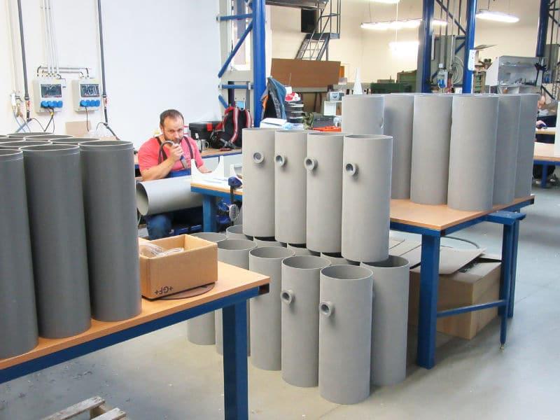 Plastic Manufacturering Company-2